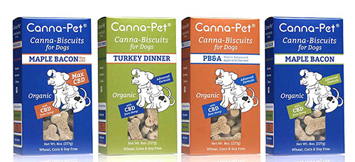 canna pet cbd dog treats