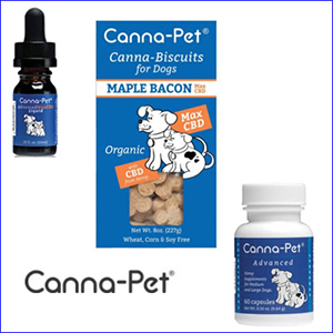 canna pet products