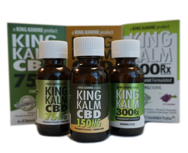 king kanine cbd oils