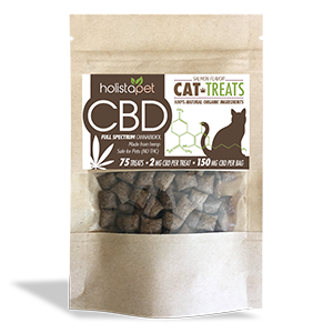 holistapet's cbd cat treats