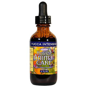 Yucca supplement bottle