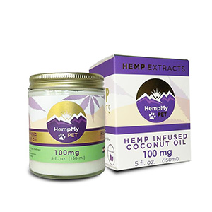 coconut oil from hemp my pet