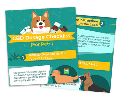 CBD Checklist for Dogs PDF Cover