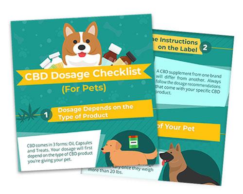 CBD Checklist for Dogs PDF Cover