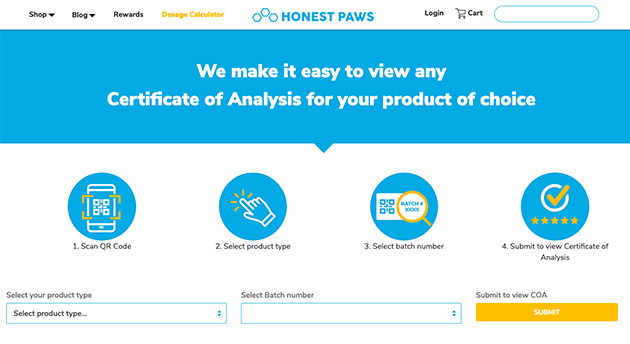 Honest Paws Review and Coupon Code - Simple and Effective
