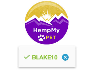 coupon code for hemp my pet
